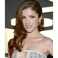 Love the side swept waves and subtle makeup from Anna here. http://hollywoodlife.com/pics/2014-grammy-awards-style-grammys-hair-makeup/#!16/anna-kendrickgrammy-awards-2014/