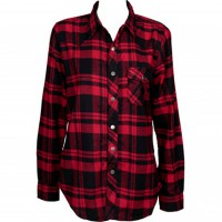 Image 9: Neon Hart Check Shirt, $40. Source: generalpants.com.au