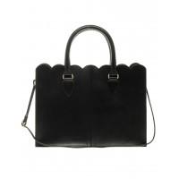 Asos leather scalloped edge shopper, $131.40 http://www.asos.com/au/ASOS/ASOS-Leather-Scallop-Edge-Shopper/Prod/pgeproduct.aspx?iid=2568166&cid=8730&Rf946=2246&sh=0&pge=1&pgesize=36&sort=-1&clr=Black