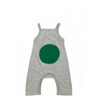 Baobab Gro Suit - $37.95 http://www.baobab.com.au/grey-marl-singlet-babygro.html