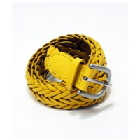 http://www.onesunday.com.au/collections/sale-items/products/plaited-belt-in-yellow-1 Plaited belt in yellow - $15.95