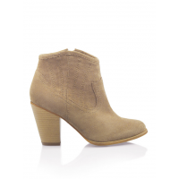 Bonbons, Darci Truffle Suede ankle boots, $119.95 http://www.bonbons.com.au/?page_id=132&sku=33FD1C470100
