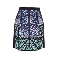 Ginger & Smart Flight of the Leopard Skirt $399.00 http://shop.gingerandsmart.com/Products/FASHION/SKIRT/Flight_of_the_Leopard_Skirt__S13405.aspx
