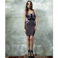 Goodone Gladiator Panel Dress $126.00 http://www.indigobazaar.com.au/collections/all-products-1/products/gladiator-panel-dress