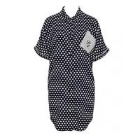 Peter Alexander Navy Spot Nightshirt $59.90 http://www.peteralexander.com.au/shop/en/peteralexander/women/women/navy-spot-nightshirt