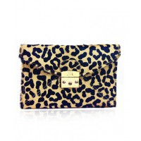 Rachael Ruddick new opera clutch, leopard calf hair $210 http://rachaelruddick.com/index.php/clutches/new-opera-clutch.html