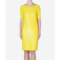 Carla Zampatti Frangipani Sequin Dress $549.00 http://www.carlazampatti.com.au/Shop/Shop_Garments/Short_Dresses/136142.4000/Frangipani-Sequin-Dress.html