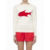 Ryder Fish Knit Jumper $149.00 http://ryderlabel.com/collections/all/products/fish-knit-jumper