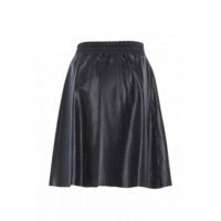 Charlie Brown 'Arresting' Leather Skirt $399.00 http://shop.charliebrown.com.au/arresting-leather-skirt/