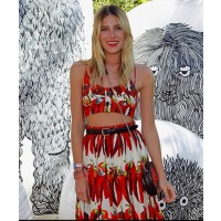Bra top, dree hemmingway http://www.vogue.com/vogue-daily/article/ten-things-we-loved-about-coachella/#1 credit: cara stricker