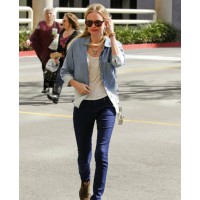 Kate Bosworth rocks double denim chic source: denim blog credit: Pacific Coast News & INF Daily http://www.denimblog.com/2012/03/kate-bosworth-in-double-denim-3/