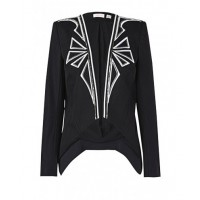 Sass & Bide down to earth embellished & embroidered jacket. source: Sass and Bide eboutique credit: Sass and Bide http://www.sassandbide.com/eboutique/new-arrivals/down-to-earth-1.html