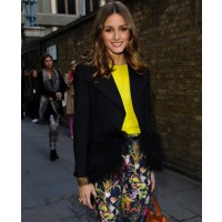 Olivia Palermo out in New York. source: fabsugar credit: Getty/Wire Image http://www.fabsugar.com/Olivia-Palermo-Pictures-New-York-Fashion-Week-Fall-2012-21749503
