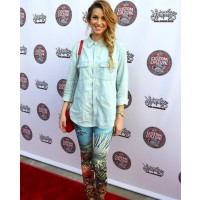 Whitney Port at Vans custom culture final source: Zimbio credit: Bauer Griffin http://www.zimbio.com/pictures/PNOPqY_XjCD/Port+Vans+Custom+Culture+Final/T2IAqy1nIxN/Whitney+Port