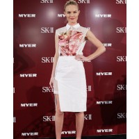 Kate Bosworth in Preen at SKII Myer launch source: Pop sugar credit: Getty Images http://www.popsugar.com/Kate-Bosworth-SK-II-Event-Myer-Sydney-City-Pictures-25416821