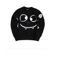 Criminal Damage happy/sad print sweat top (black) source: Polyvore credit: Criminal Damage http://www.polyvore.com/criminal_damage_happy_sad_print/thing?id=11841779