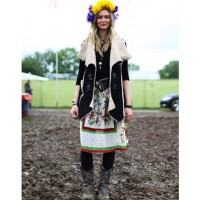 Weird and wonderful http://www.harpersbazaar.com/fashion/fashion-articles/glastonbury-style-pictures#slide-21 credit: mr newton