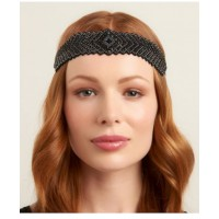 : Mimco Miss Rani embroidered headband. source: Mimco online credit: Mimco http://www.mimco.com.au/accessories/hair-accessories/headbands/miss-rani-embroidered-headband