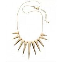 Glam spiked necklace source: diva.net.au credit: diva.net.au http://www.diva.net.au/shop/necklaces/glam-spiked-necklace.html