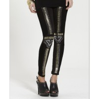 Sass Ruby Studd legging source: Sass online shop credit: Sass http://www.sassclothing.com.au/collections/Bottoms