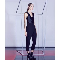 CAMILLA AND MARC Tableau Jumpsuit in Black http://www.camillaandmarc.com/collections/