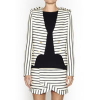 Camilla and Marc Bowline striped blazer source: Camilla and Marc credit: Camilla and Marc http://www.camillaandmarc.com/bowline-striped-blazer-ivory-w-navy-stripe.html