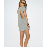 Somedays Lovin The Chase tee dress, $54. Source: shopmarkethq.com