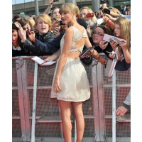 Taylor Swift at Radio 1 Teen Awards. Source: aceshowbiz.com, photo by Daniel Dene/WENN.