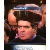 Justice Antonin Scalia's hat. Source: http://www.google.com.au/imgres?hl=en&tbo=d&biw=1156&bih=864&tbm=isch&tbnid=i51MV86NH-EXpM:&imgrefurl=http://www.theatlanticwire.com/national/2013/01/antonin-scalia-hat-inauguration/61222/&docid=gPl8jpAwnZbw0M&imgurl=