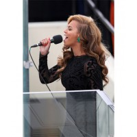 Beyonce in Pucci. Via http://www.huffingtonpost.com/2013/01/21/beyonce-nails-inauguration-2013_n_2521264.html?utm_hp_ref=style&ir=Style