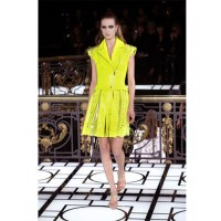 Atelier Versace Spring 2013 Collection, image via http://www.catwalkqueen.tv/2013/01/atelier_versace_spring_2013.html