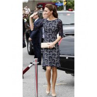 Kate Middleton wearing Erdem during the Royal tour of Canada. Source: fashion.telegraph.co.uk