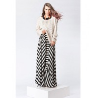 "Finders Keepers ""Daring nights maxi skirt"", $165 http://www.finderskeepersthelabel.com.au/gallery/ and ""Bright Lights knit"", $99.95 http://thefashionbunker.com/Products/Shop%20By%20Style/knits/bright_"