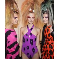 2012 New York Fashion Week Jeremy Scott Arab Spring Spring/Summer 2013 http://www.elegancy101.com/2012/09/fashionshow-jeremy-scott-arab-spring.html