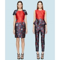 Scanlan and Theodore SS2013 range, perhaps inspired by Erdem? Source: blog.davidjones.com.au