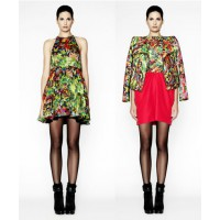 Dresses from the Camilla and Marc fall 2012 range. Source: stylebystevie.files.wordpress.com