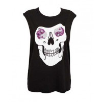 Crazy Eye Muscle Tank - $59.95 http://www.birdmotel.com.au/crazy-eye-muscle-tank.html