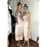 Zimmerman designers look to Erdem for inspiration for their SS2013 line. Source: sonnyphotos.typepad.com.