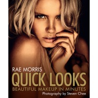 Quick Looks: Beautiful Makeup in Minutes, by Rae Morris, published by Allen & Unwin.
