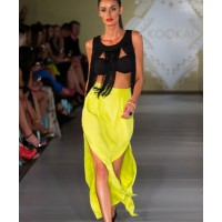 Yellow Splendour Skirt. source: www.kookai.com.au