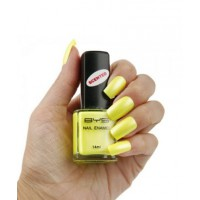 Banana scented yellow nail polish, Bys source: www.fashionaddict.com.au