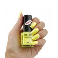 Banana scented yellow nail polish, Bys source: www.fashionaddict.com.au