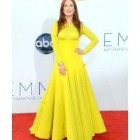 Julianne Moore in Dior at the 2012 Emmys. Source: www.943thepoint.com