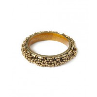 Elegant Mama - Golden droplet laq bangle, $119, Megan Park http://meganpark.com.au/collections/accessories/products/w13-305