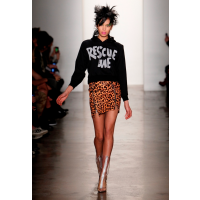 Jeremy Scott Autumn/ Winter 2013-14 Ready to Wear http://www.laineygossip.com/