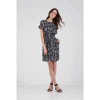 Wear this with stockings and pumps at the office, then with sandals and some colourful bangles at the bar. Oriental Fan Print Dress, Country Road, $149 http://www.countryroad.com.au/shop/woman/clothing/dresses/oriental-fan-dress-60157346