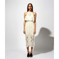 Shona Joy The Renegade Frill Yoke midi dress, $420 http://www.shonajoy.com.au/renegade-frill-yoke-midi-dress