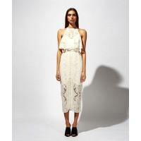 Shona Joy The Renegade Frill Yoke midi dress, $420 http://www.shonajoy.com.au/renegade-frill-yoke-midi-dress