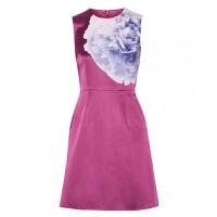 Jonathon Saunders Teresa floral-print satin dress, WAS$1,303, NOW$781.80 via Net-A-Porter http://www.net-a-porter.com/au/en/product/432568