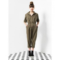 Kirrily Johnson army boiler $365, Super Kicks $295 http://kirrilyjohnston.com/shop-by-look/kj-by-kirrily-johnston-womens#8